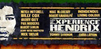 """Experience Hendrix Tour"""